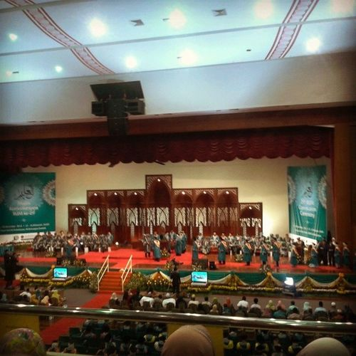 IIUM 29thConvocationCeremony