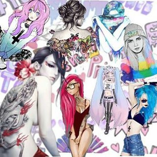 New edit, not really that good, but I'm happy with it lol Myeditsgivecredit Girlpower Pastelgirl Pastelgoth Pastelgrunge Hipstershit Hipstergirl Emogirl Scenegirl