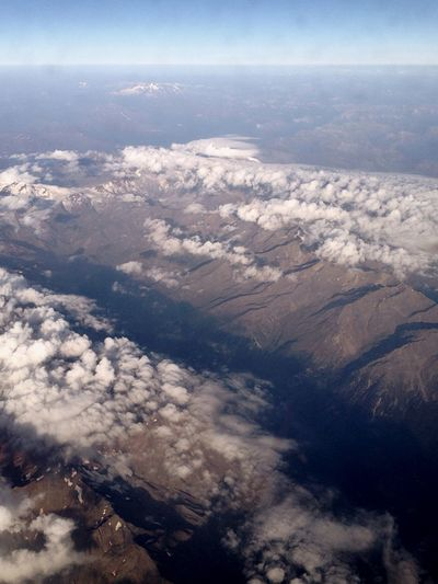 flight to venice ✈️🏔 Mountain Aerial View Aerial Photography Cloudscape Mountain Range High Up Majestic Landscape Environment Physical Geography Italia Traveling Beauty In Nature Mountain View