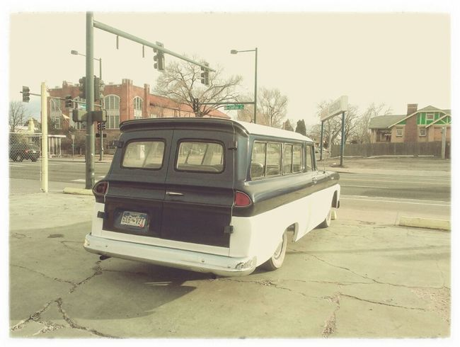 1959 Chevy Suburban 2 door & I want it so bad it hurts #photo #hotrod #droidography Car Droidography HotRod Americana Rockabilly Greaser #kustom