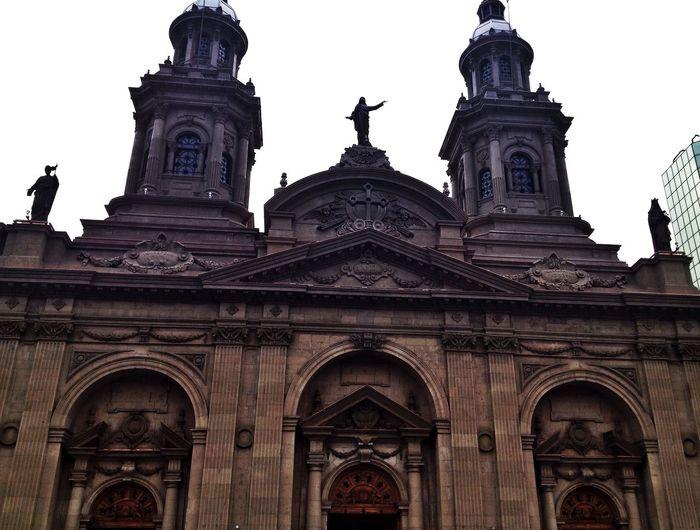 Oldbuilding Old Architecture Arquitecture City Santiago De Chile