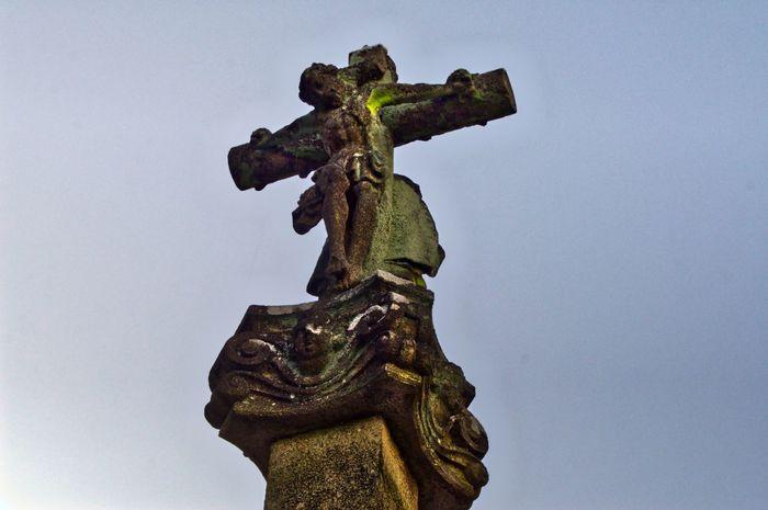 Cruceiro en Noia Celtic, Christian Cross Cruceiro Galicia Sacred Sacred Places Tradition Traditional Culture