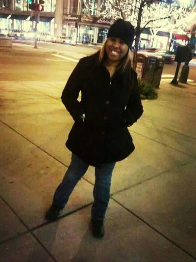 I Was Downtown Cold Is Hell!