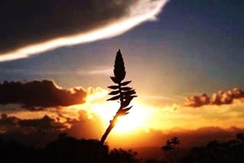 Por do Sol na Chapada Diamantina -Bahia -Brasil