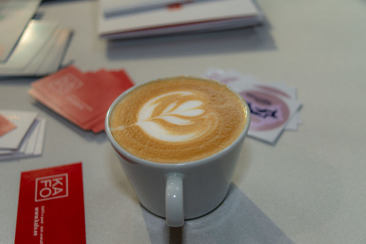 Latte Art Froth