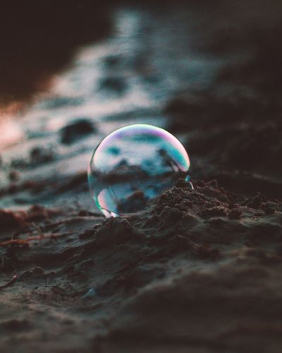 Close-up Bubble No People Indoors  Fragility Day Nature Bubble Wand