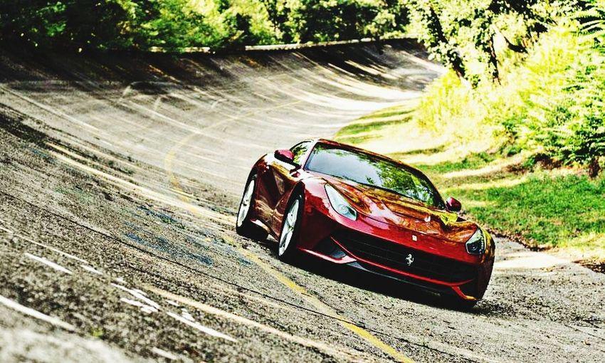 Ferrari F12 Berlinetta Red Ferrariautomobile