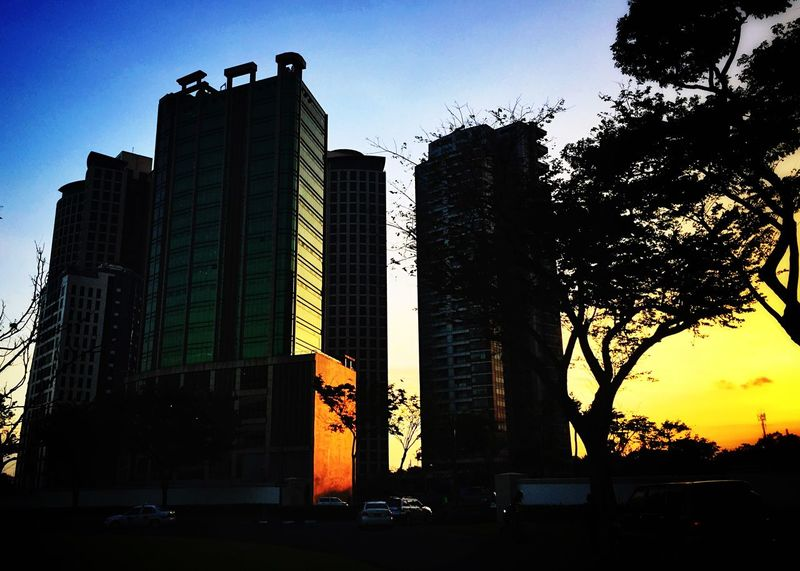 Passing by and got lucky! Sunset Sunset_collection Buildings Cityscapes Architecture City Landscape Eye4photography  Urban Nature Urban 4 Filter