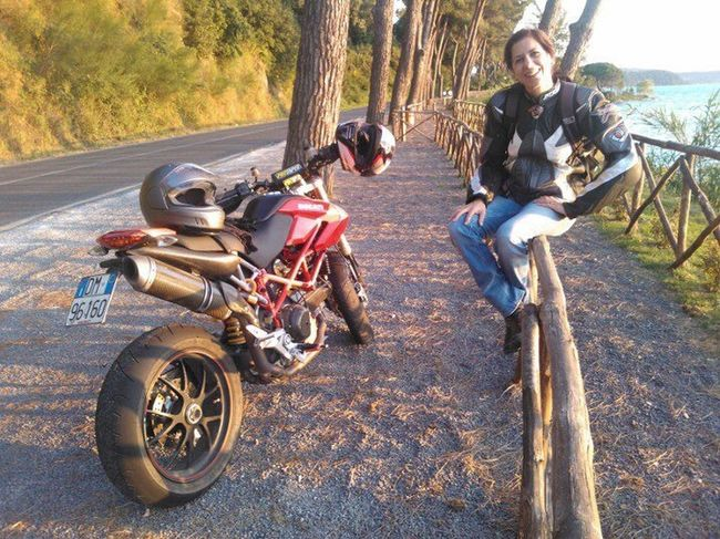 Leisure Activity Outdoors Riding Bike Hypermotard Ducati Missingit Travel Nofilter Greattimes Missing Bikes Lagodibracciano