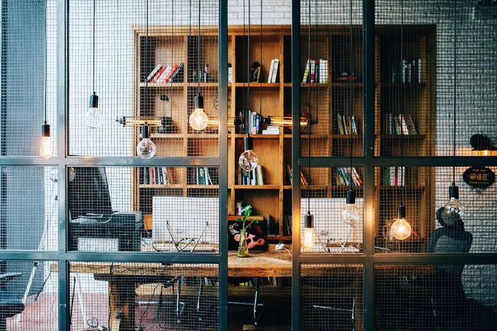 我的工作室。