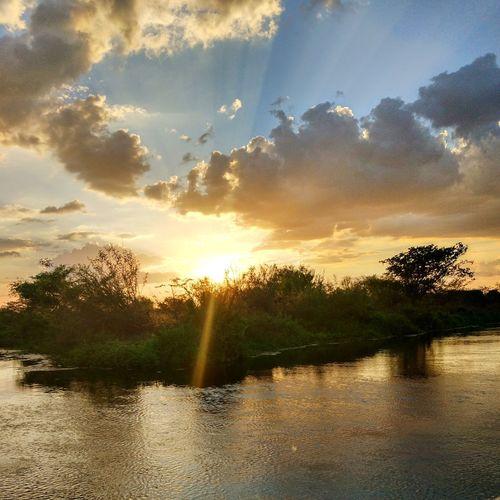 Amazing Sun of Brazil Sunset Brasil Cearasun First Eyeem Photo