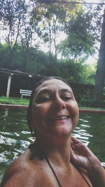 Brazilian Woman That's Me Swimming