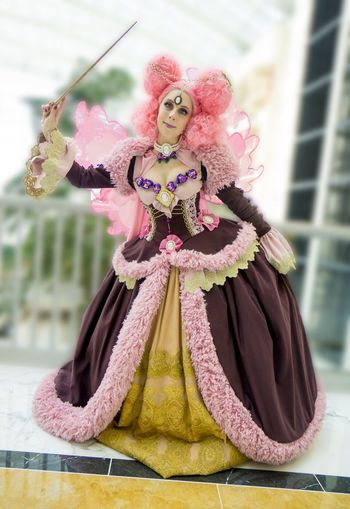 Sakizo Fairy God Mother Beautiful Woman Fantasy Cosplay Cosplaygirl Katsucon Sakizo