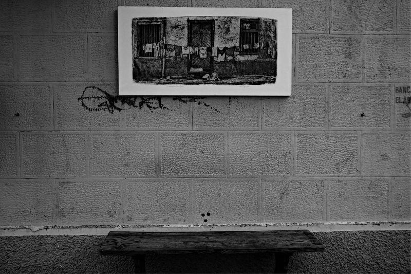 Recordando el pasado Blackandwhite Chile Melancholy Valparaiso, Chile