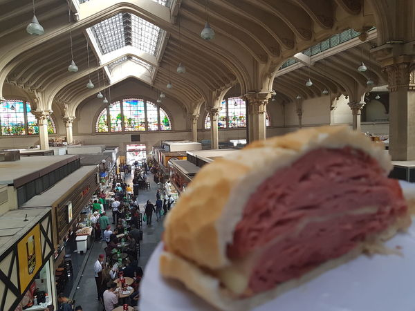 Indoors  Arch Food And Drink Food Day Architecture No People Freshness Mercado Municipal De São Paulo Vocation Architecture No Edit, No Filter, Just Photography Samsung S7 Food And Drink Travel Destinations Close-up Samsungphotography