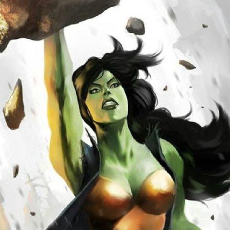 Shehulk Marvel Aboutthatlife Geekgirl