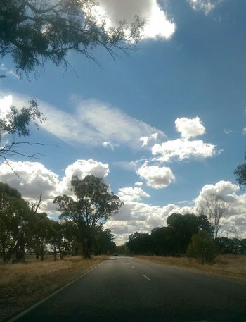 On the road again Travelling Clouds And Sky Roadtrip What Does Freedom Mean To You? What A Sky!