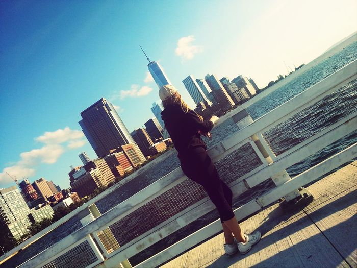 Adventure New York Traveling Hudson River