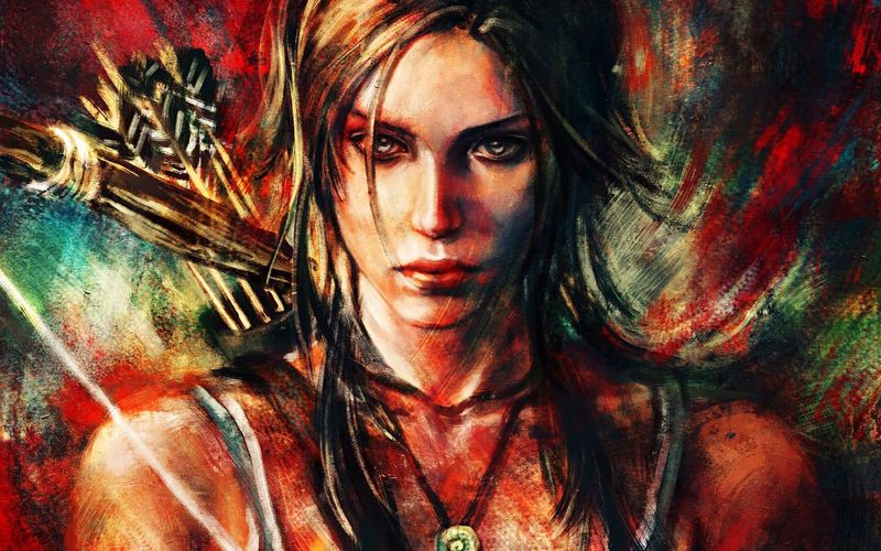 Tombraider Laracroft my love <3
