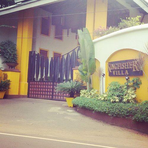 Kingfishervilla Thekingofgoodtimes Goa