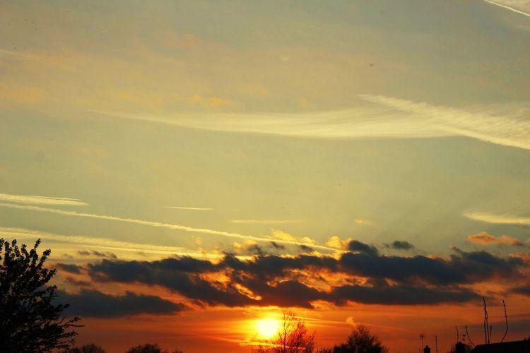 Sunset Sun ☀ Colorful Photography Nature EyeEm Best Shots - Sunsets + Sunrise Ilovesunrisesandsunsets