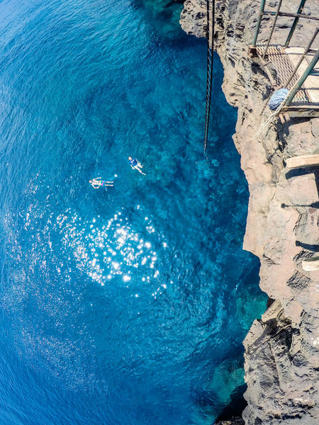 A Bird's Eye View Beauty In Nature Blue Coastline Colour Day From Above  Geology High Up Landscape Looking Down Nature Nature_collection Outdoors Scenics Sea Shore Water Waterfront Flying High