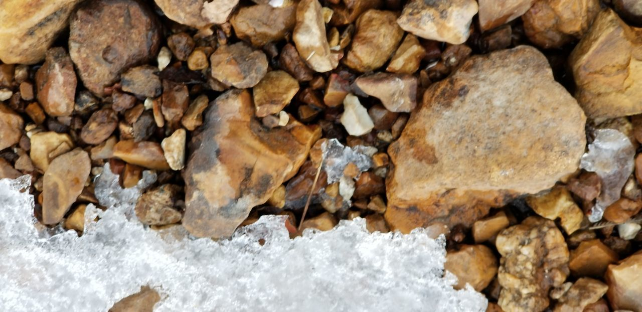 ice on the rocks Ice Supercloseupiceontherocks Rocks Under Ice Frozen EyeEm Selects Full Frame Nature No People Backgrounds Textured  Close-up Winter Snow Outdoors