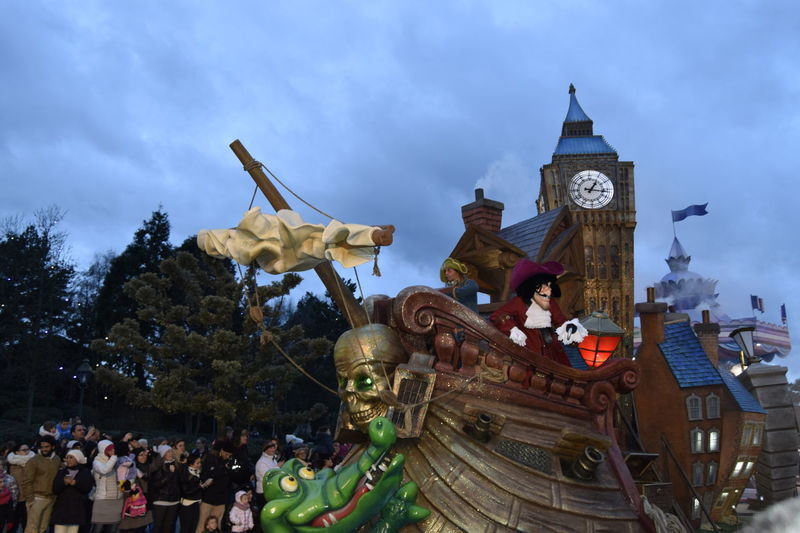 Disneyland Disneyland Paris Disneyland Resort Paris Parade Parade Time