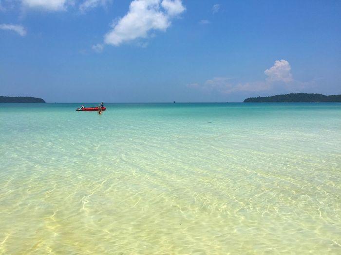 Beach Clear