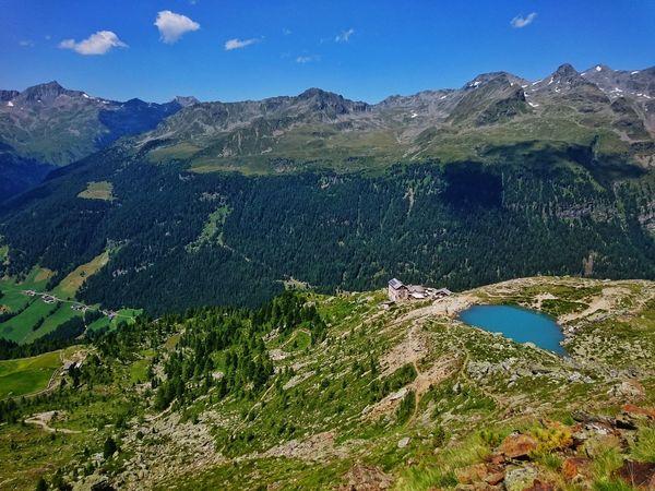 Landscape Alps Altoadige Südtirol Path Lake The Great Outdoors - 2016 EyeEm Awards