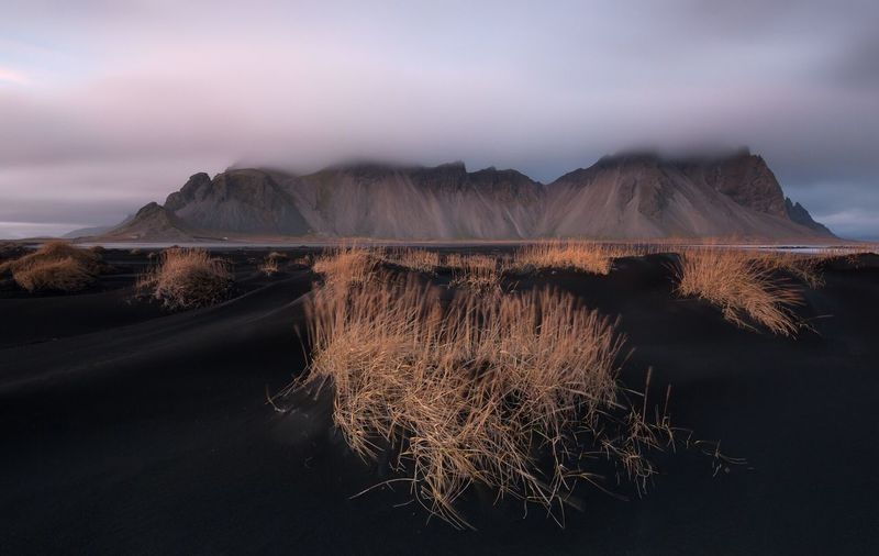 Black Sunset Black Iceland_collection Stones Beach Gettyimages Sunset Getting Inspired EyeEm Best Shots EyeEm Best Edits Nature Landscape EyeEm Nature Lover Traveling Autumn Colors Getty Images Yanbertoni Iceland