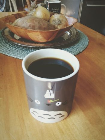 Home Is Where The Art Is Society6 Hanging Out Hello World Relaxing Hi! Enjoying Life Good Morning Morning Be Happy And Enjoy The Little Things Check This Out Taking Photos EyeEm Lovely Totoro Coffee Coffee ☕ Miyazaki Studio Ghibli Expresso  Keepcalm