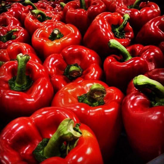 Pepper Red Vege