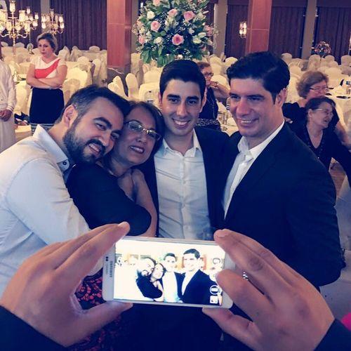 Wedding Love Looking At Camera