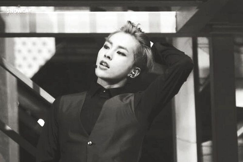 So sexy~ Xiuddady Xiumin EXO Sexyman First Eyeem Photo