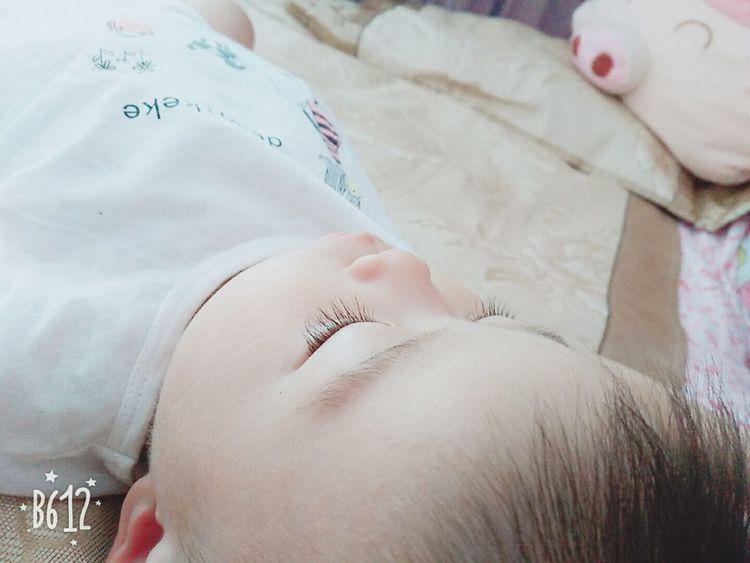 little niece(˘❥˘) Hi Hi! Enjoying Life Day Ordinary Day Baby Cute Sweet Lovely