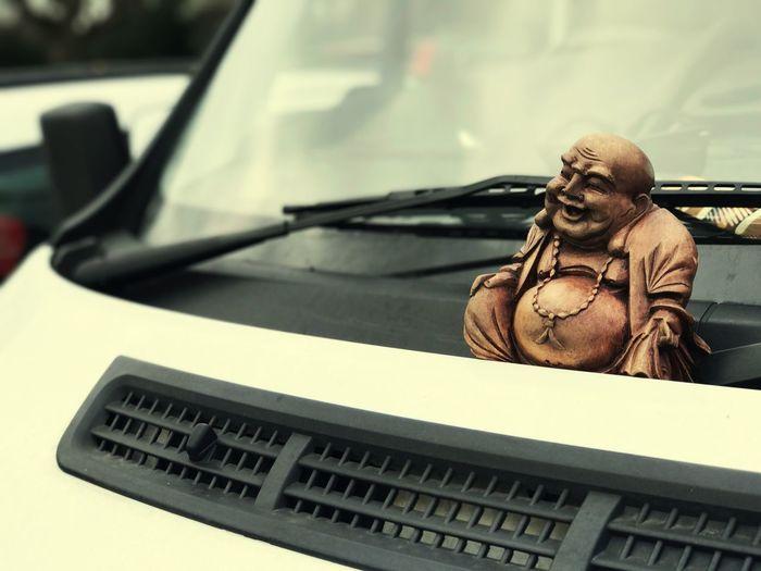 Human Representation Statue Sculpture Figurine  Close-up Buddha Buddhism Laughing Laughing Buddha Happy People Happybudha