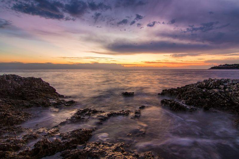 oceanside Sky