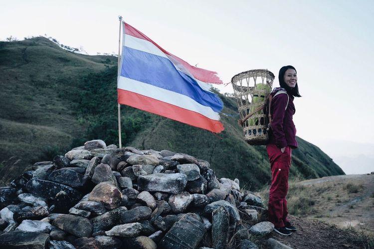 Doi Tu Lay ,Tak , Thailand