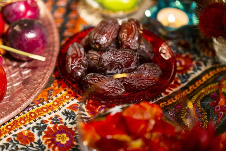 Autum Stills Still Life Autumn Autumn Mood Dates Fruit Olives Wealth Abundance Christmas Decoration Celebration Autumn Mood