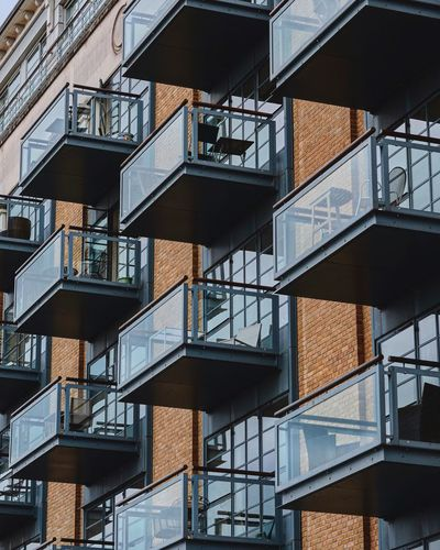 Apartments Architecture Built Structure Building Exterior Building Staircase No People Window Balcony