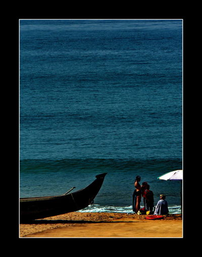 Beach Photography Beaches Of India GodsOwnCountry Idyllic Idyllic Scenery Kerala Kovalam Kovalam Beach Pictorial Pictorials Scenery Scenery Shots Sun And Sand Sunset Silhouettes The Great Outdoors With Adobe Summer Exploratorium