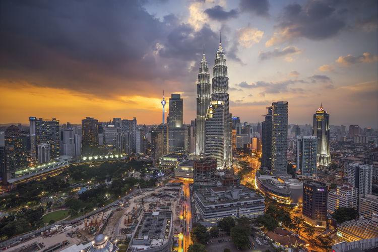 Heart of Kuala