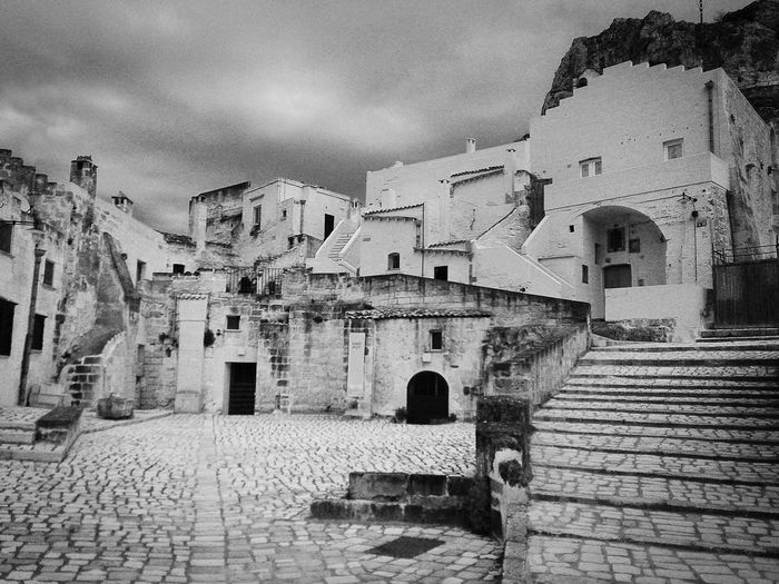 Cityscapes Bw