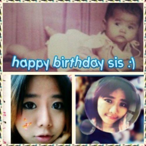 @roxyhallymaphanie happy birthday sis lay :-) wishing ur dreams come trueBirthday Girl Wish September4 2013tflersmiss our yufl evening dayssss ^_^