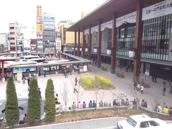 I'm going to go Zenkouji temple.