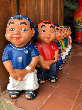 EyeEm Selects Human Representation Representation Toy Childhood Male Likeness Female Likeness Creativity Boys Males  Arts Culture And Entertainment Men