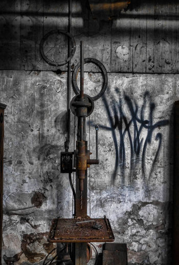 Abandoned Equipment Linfield Industrial Park Pennsylvania Check This Out Abandoned Places Light And Shadow