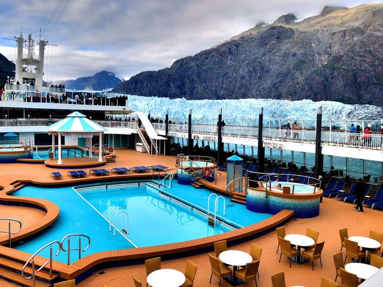 Glacier Alaska Glacierbay GlacierBayAlaska GlacierBayAlaska Glacierbay Alaska Cruise Ship Norwegianpearl Norwegiancruiseline Water Mountain Cloud - Sky Sky Transportation Nautical Vessel Nature Sea Mountain Range Vacations Trip