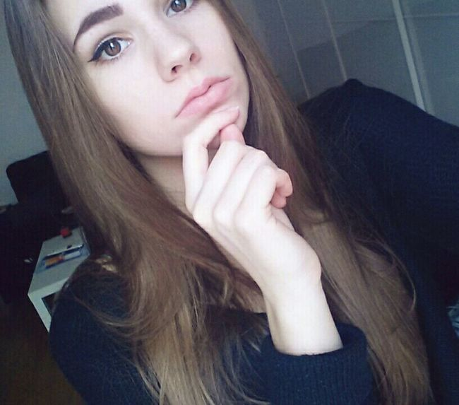 French Girl Me Picoftheday Longhair Goodday Faces Of EyeEm EyeEmpics